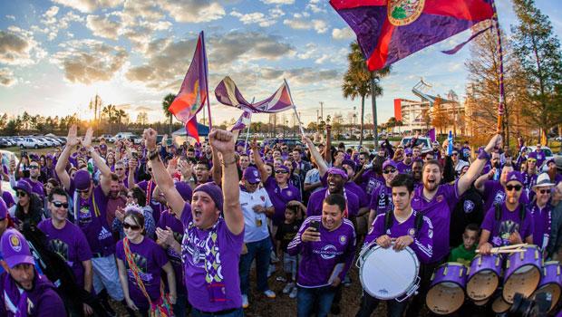 Orlando-fans